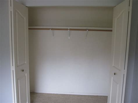Empty Closet by Designer Closet Guys For Stylish Closets Killam