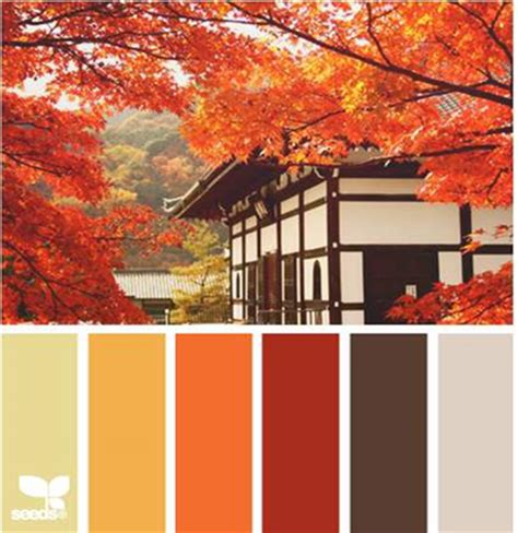 what are thanksgiving colors 30 thanksgiving color palettes