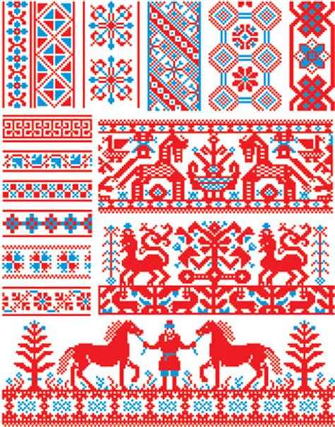 asian pattern ai oriental ornament borders vectors for illustrator and