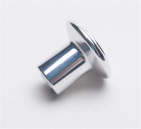Billet Dash Knobs by Billet Specialties Dash Knob Classic Billet Aluminum