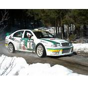 Octavia WRC 2002 Photo 14 – Car In Pictures Gallery