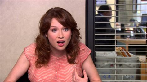 Erin From The Office by Five Reasons To Watch Unbreakable Kimmy Schmidt Tv