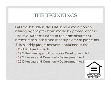 federal housing authority loan requirements federal housing administration fha mortgage loans 28