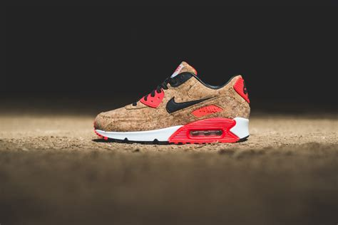 Nike Airmax 90 04 nike air max 90 infrared cork sneaker bar detroit