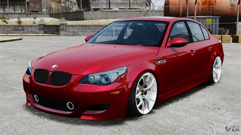 2009 Bmw M5 by Bmw M5 E60 2009 For Gta 4