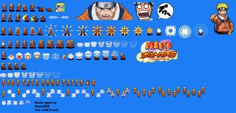 download game sasuke rpg mode welcome to sprite world naruto sprite sheet naruto rpg