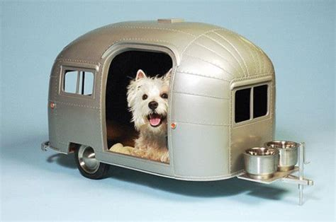 dog house trailers strange little airstream trailer dog house