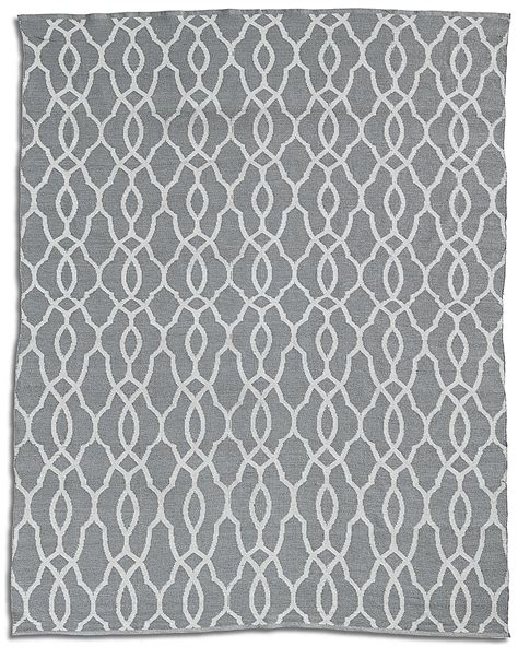 grey lattice rug all weather recycled lattice outdoor rug grey white