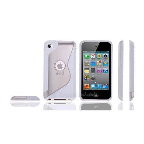 Soft Cover Apple Ipod Toch 4 white s line soft for apple ipod touch 4 4th tpu cover 4g ebay