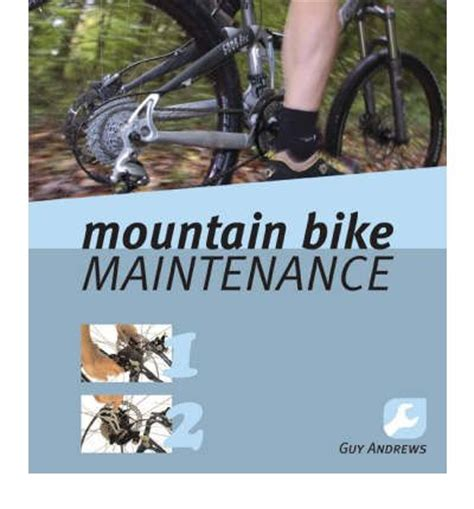 Mountain Bike Maintenance mountain bike maintenance 9780713673340