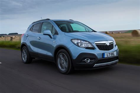 vauxhall orange vauxhall mokka 1 4t now with two wheel drive carbuyer