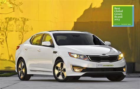 Who Makes The Kia Kia Makes The Clean Cut On Top 50 Green Brand List