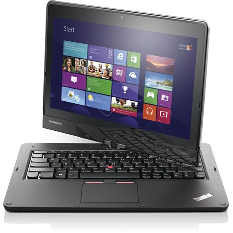 Laptop Lenovo Thinkpad Twist S230u lenovo thinkpad twist 12 5 quot convertible multi touch 33472hu