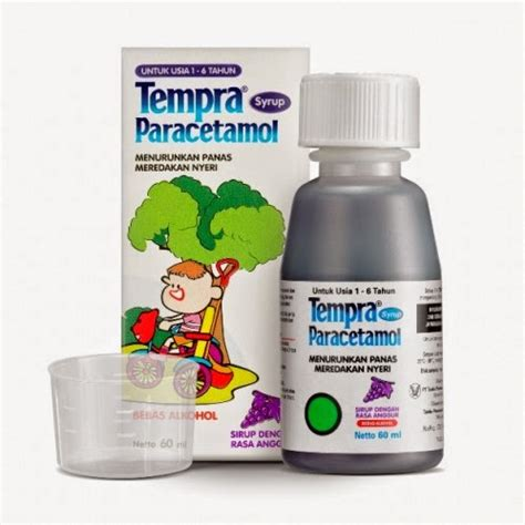 Panadol Syrup 30 Ml obat paracetamol paracetamol kaplet 500 mg paracetamol