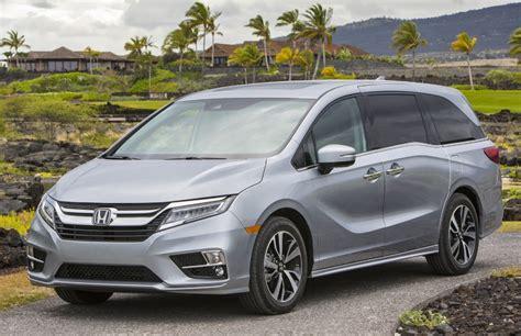 Honda Odyssey Hybrid 2020 by 2020 Honda Odyssey Hybrid Release Date Changes Interior