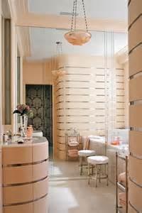 Modern Art Deco Bathrooms - how to create an art deco contemporary bathroom love chic living