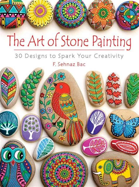 painting designs the 25 best stone painting ideas on pinterest stone art
