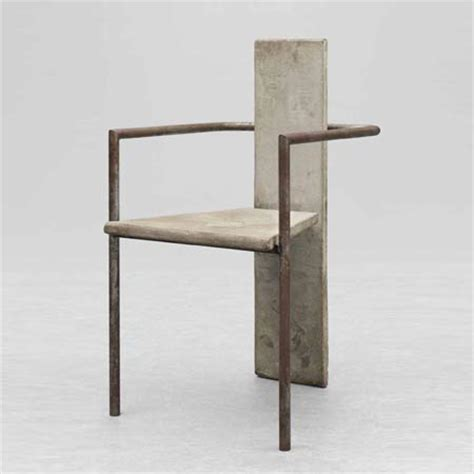 Concrete Chair by Concrete Chair Design Objects 4103195 Bukowskis