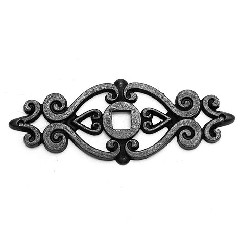 black ring pull cabinet handles 10pcs black antique cabinet door drawer cupboard ring pull