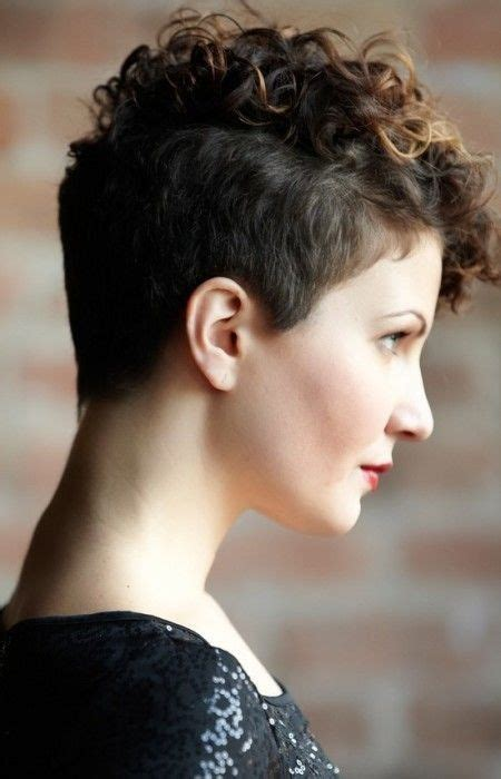 curly haircuts vancouver 17 best ideas about edgy short haircuts on pinterest