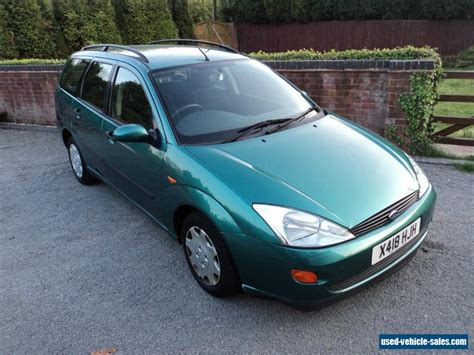 ford focus 2000 for sale 2000 ford focus lx for sale in the united kingdom