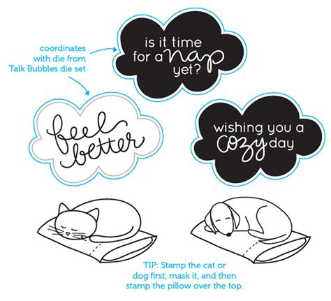 Exles Of Pillow Talk by New Sts Dies Giveaway Kwernerdesign