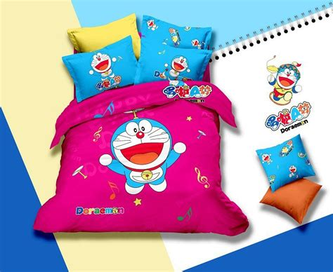mickey mouse comforter queen doraemon bedding set 100 cotton bedclothes king queen