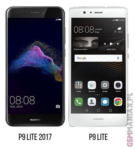 huawei p9 lite 2017 czy p9 lite kt 243 ry smartfon kupić gsmmaniak pl
