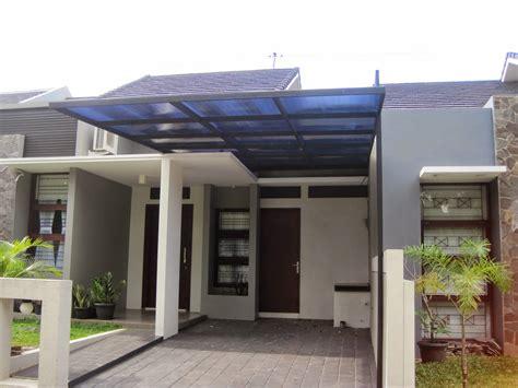 Desain Gambar dan Harga kanopi rumah minimalis Terbaru