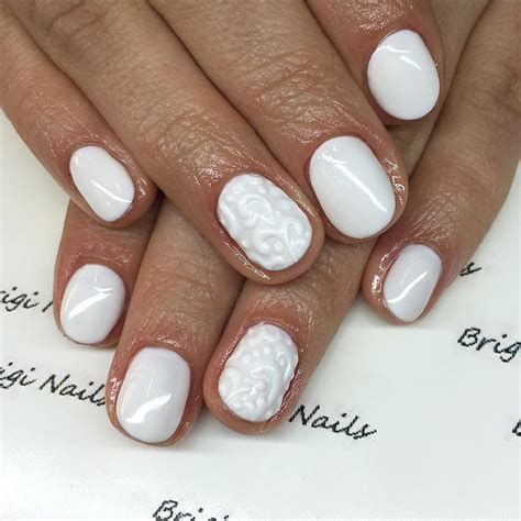 All Nail by 26 Winter Acrylic Nail Designs Ideas Design Trends