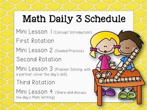 is a happy place math daily 3 how we started