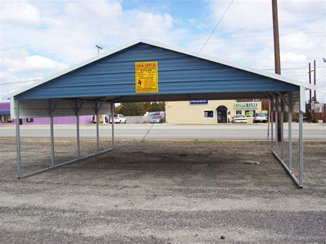 Car Port Metal Carports Metal Steel Carports South Dakota Sd