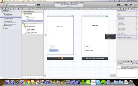 storyboard tutorial for xcode 6 ios5 ios 5 xcode 4 storyboard question can t find