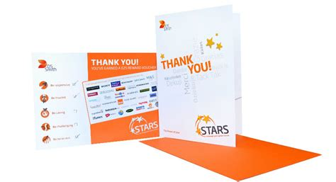 Thank You Letter For Values Ds Smith Makes Stars Of Its Employees Ds Smith Packaging