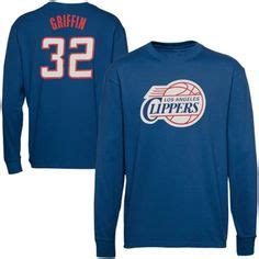 Tshirt Clippers Griffin Zero X Store 1 lob city on 127 pins