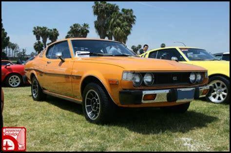 Toyota Of Orange Jingle Toyota Celica In Orange 352 From 1977 1977 7