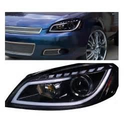 2006 impala headlight hid xenon 06 13 chevy impala led drl projector