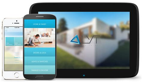 android home automation hub focuses on security