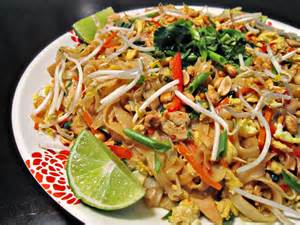 pad thai oodles of noodles food in thailand clemson study abroad