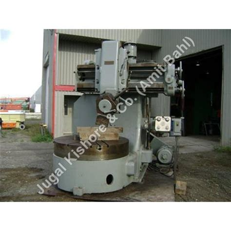 Vertical Turning Lathe Used Vertical Turning Lathe
