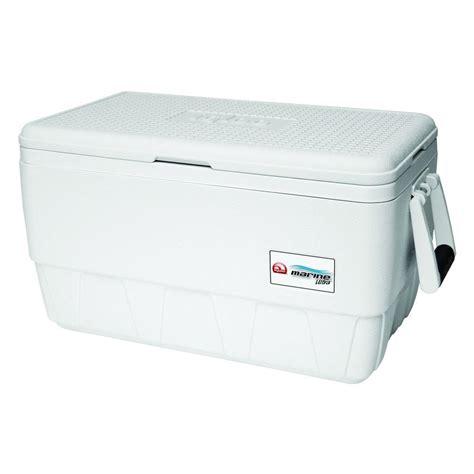 Marina Cooler 24lt igloo 36 qt marine ultra cooler 0048 0204 the home depot