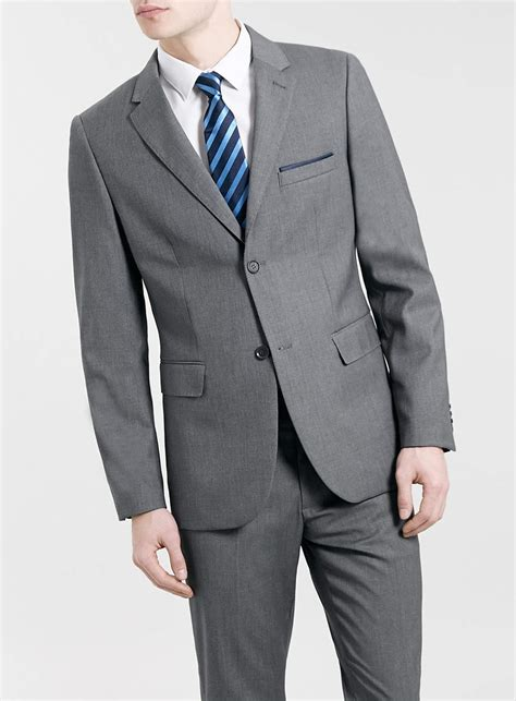 fashion suited for a mid fifties slightly overweight woman mid grey slim fit suit topman usa