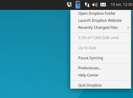 dropbox xubuntu fix dropbox indicator icon and menu not working in xubuntu