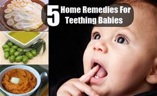 home remedies for teething 5 home remedies for teething babies remedies for