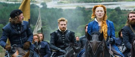 film mary queen of scots mary queen of scots first look saoirse ronan and margot
