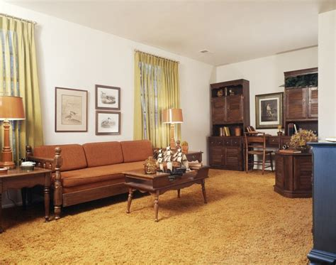 1970s Living Room by Iconic 1970s Home Trends Everyone Remembers Photos
