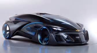 Electric Vehicles Future Technology 187 Concept The Electric Car Chevrolet Fnr Future Technology