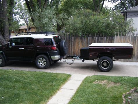 pickup bed trailer trailers made with a pickup bed too heavy ih8mud forum