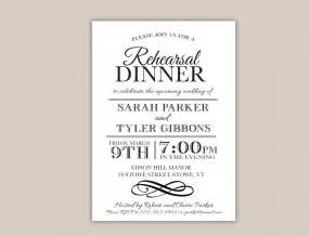 rehearsal dinner invitation unavailable listing on etsy