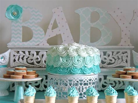 Welcome Home Baby Party Decorations | kara s party ideas turquoise owl quot welcome home baby quot party
